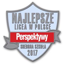 I LO Olesno - srebrna szkoła w rankingu Perspektyw